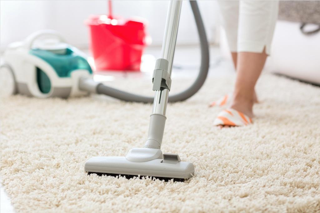 Vacuuming