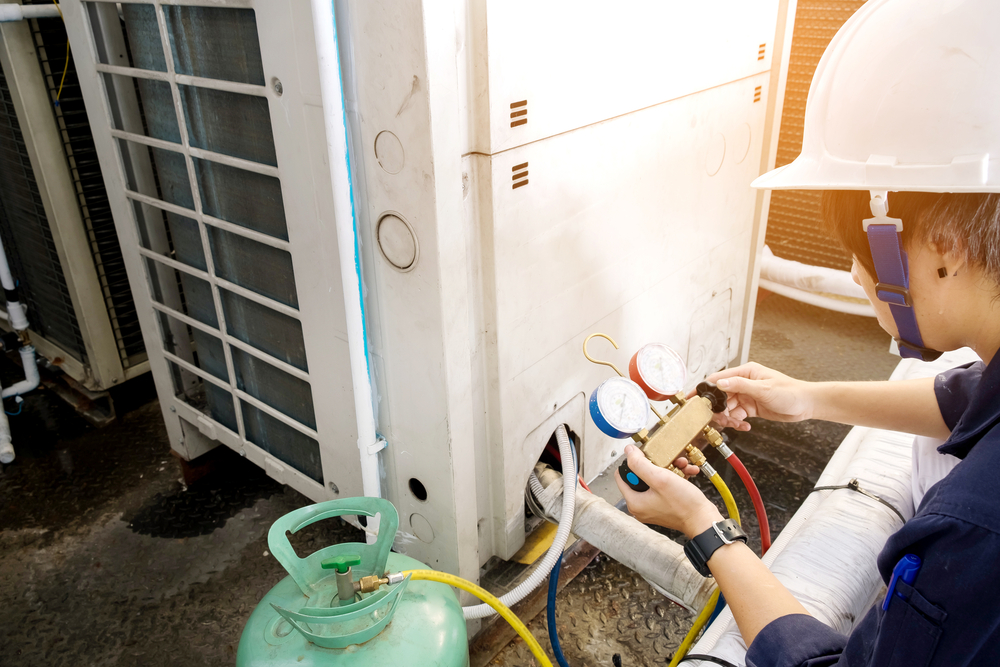At what age should an oil furnace be replaced