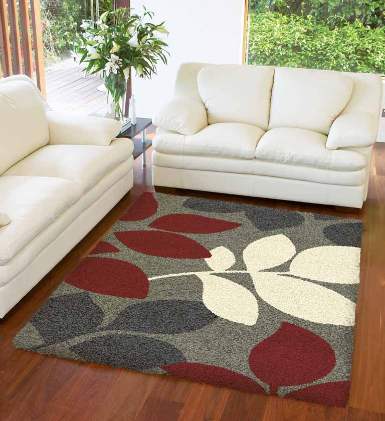 Bring In Color With The Rug
