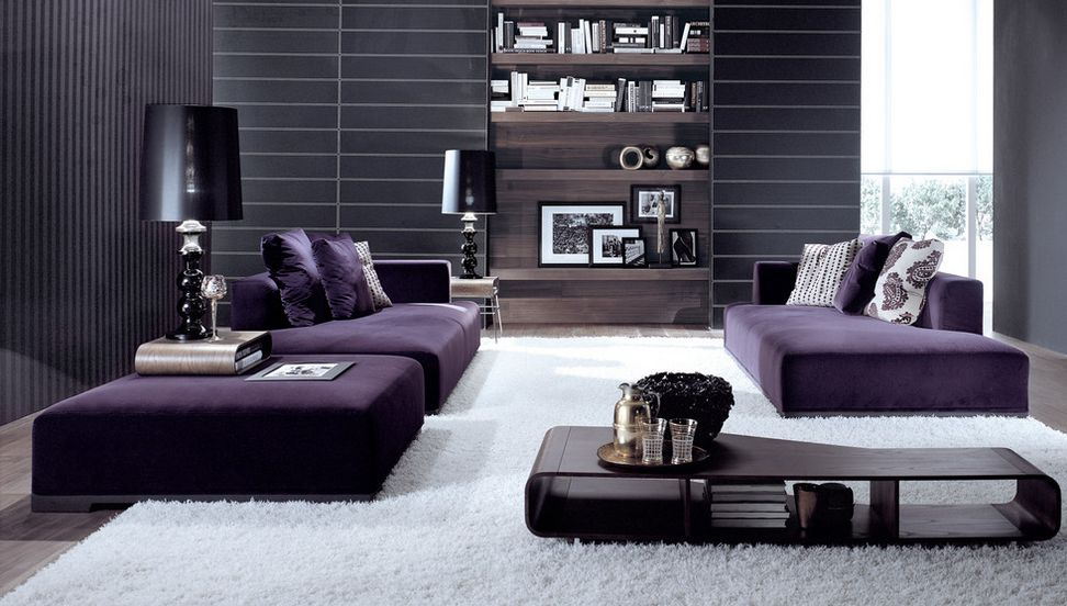 Consider colour matching the sofa with the wall