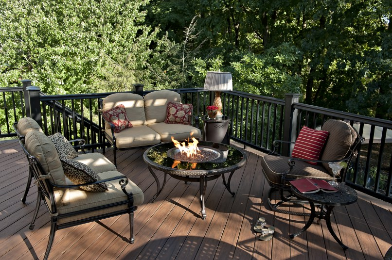 Decorate your patio
