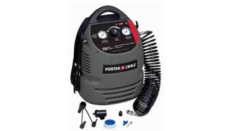 Porter cable CMB15 oil free air compressor