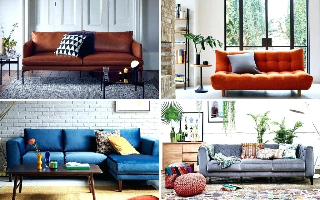 Purchasing The Most Colorful Sofas