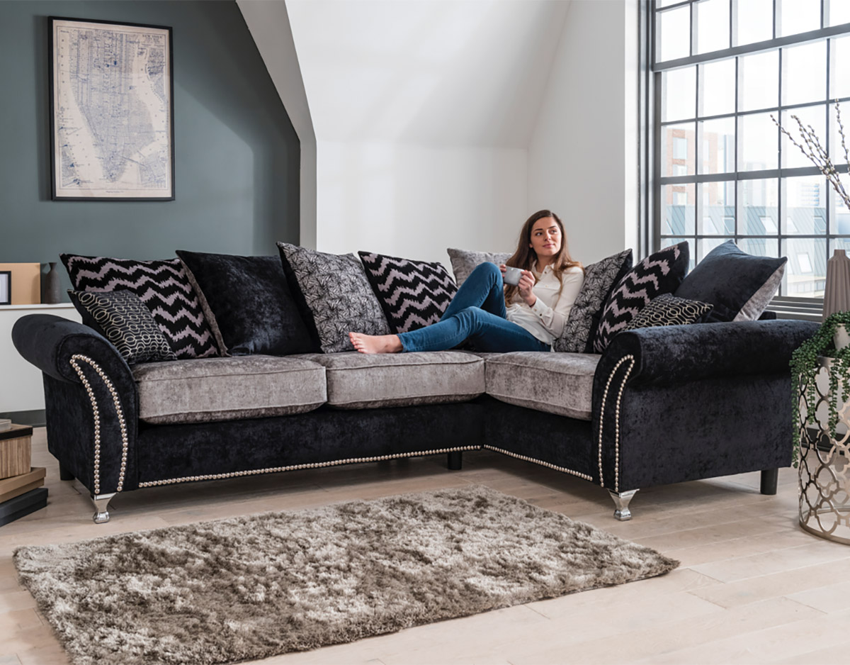 Settees and furniture