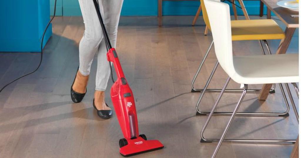 Vacuum Regularly