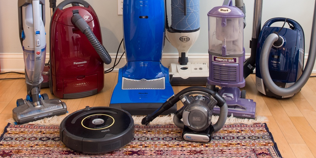What Are The Characteristics Of These Models Of Vacuum Cleaners