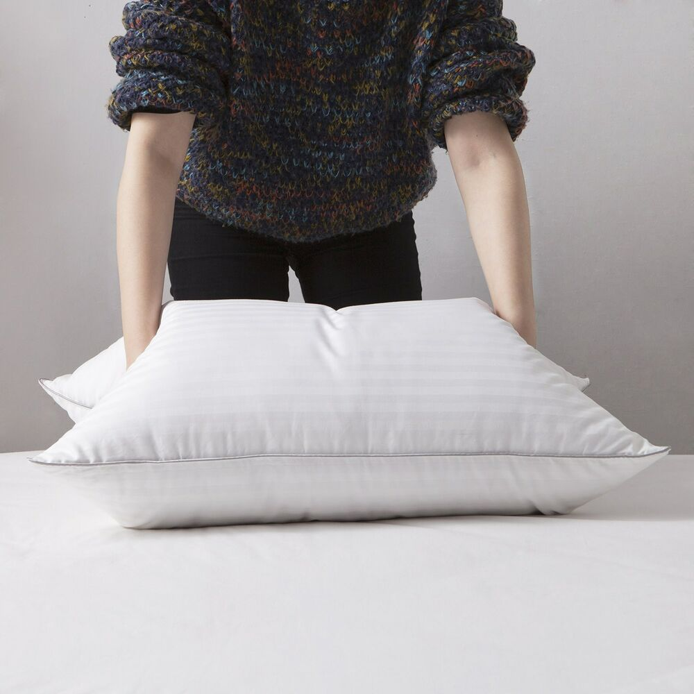 Memory Foam Pillow comes vacuum-packed and compressed. It looks odd and confusing to plump