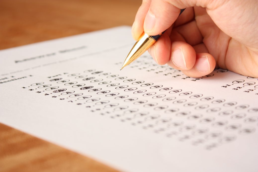 Take Practice Tests