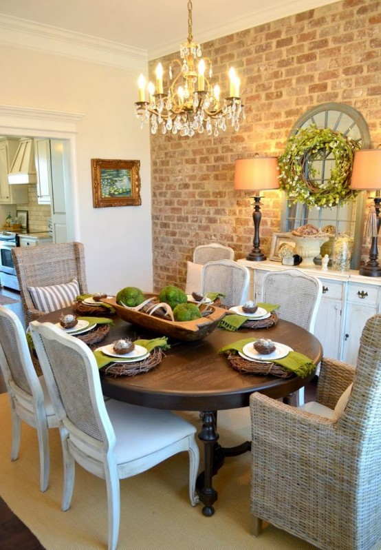 The Dining Space