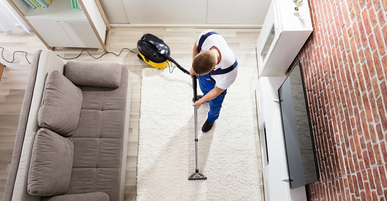 Call A Professional Carpet Cleaning Company