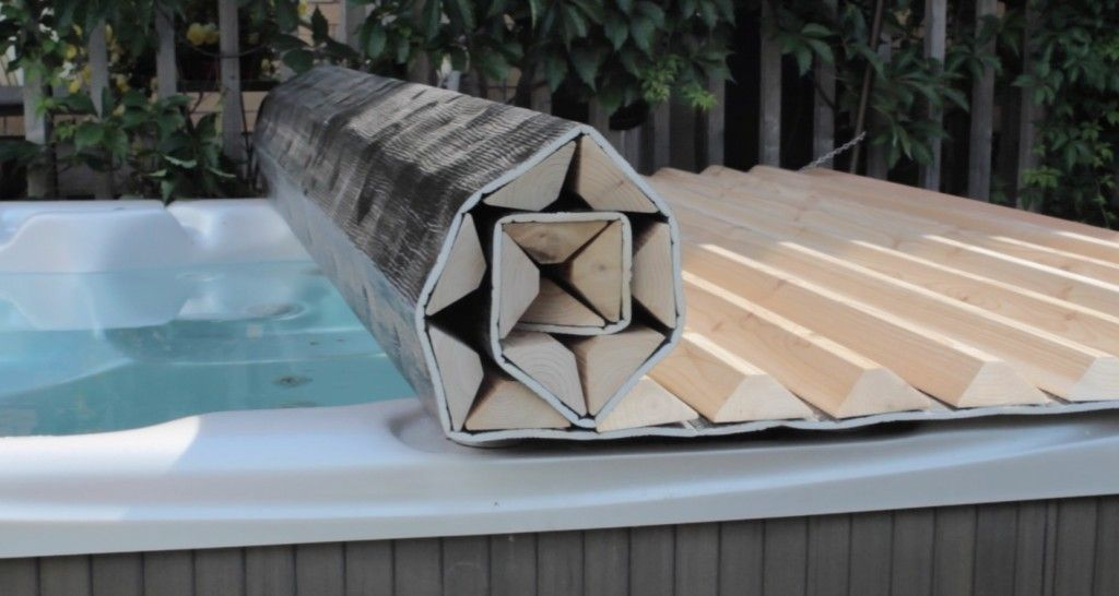 Choosing your hot tub cover