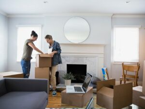 When to Start Packing for Your Household Move