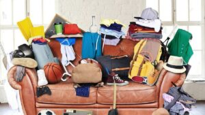 How to Get Rid of Stuff Around the House