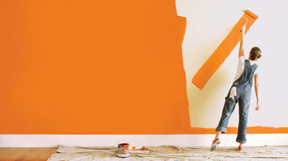 Apply Fresh PaintWallpapers