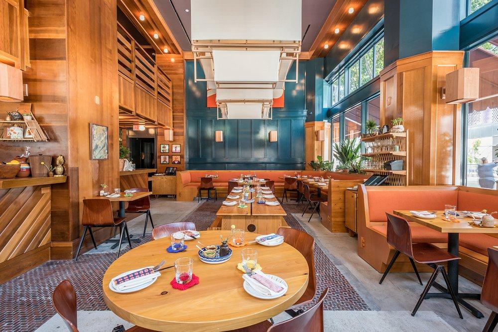 Explore the Restaurants
