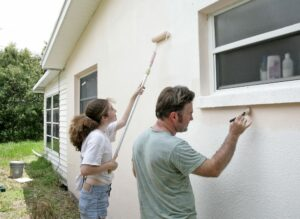 How to Properly Paint your House Exterior