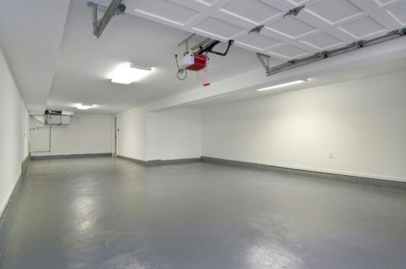 Revamp the Garage Floors