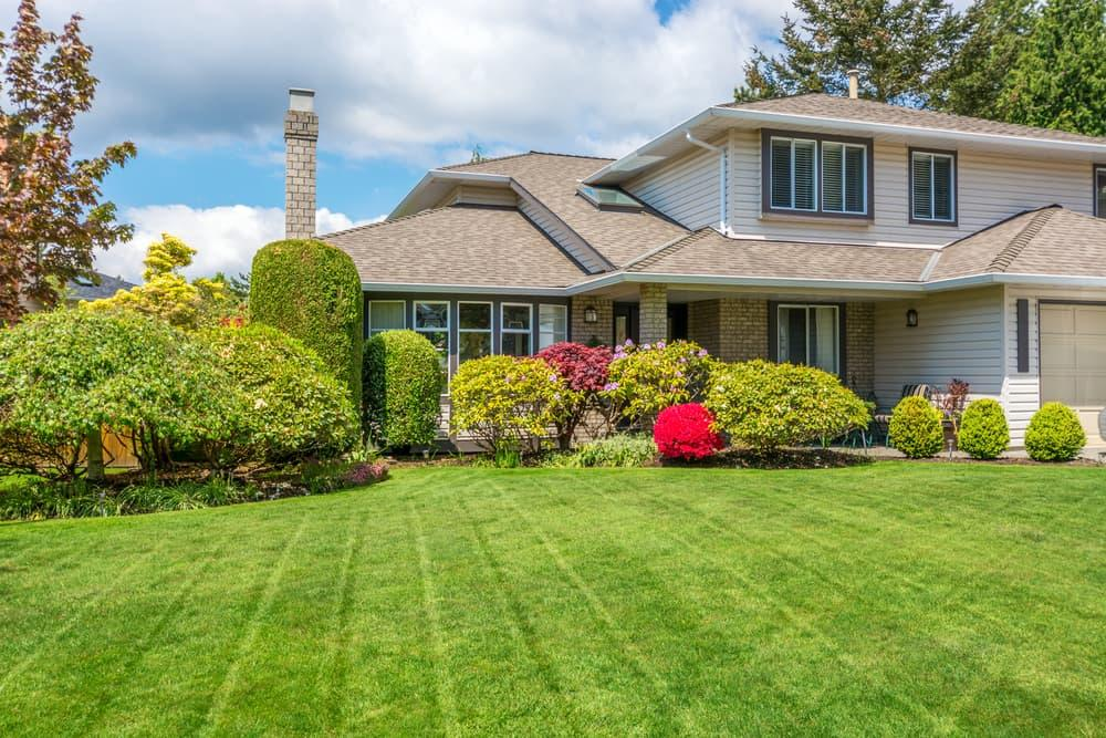 Tips on mowing a lawn