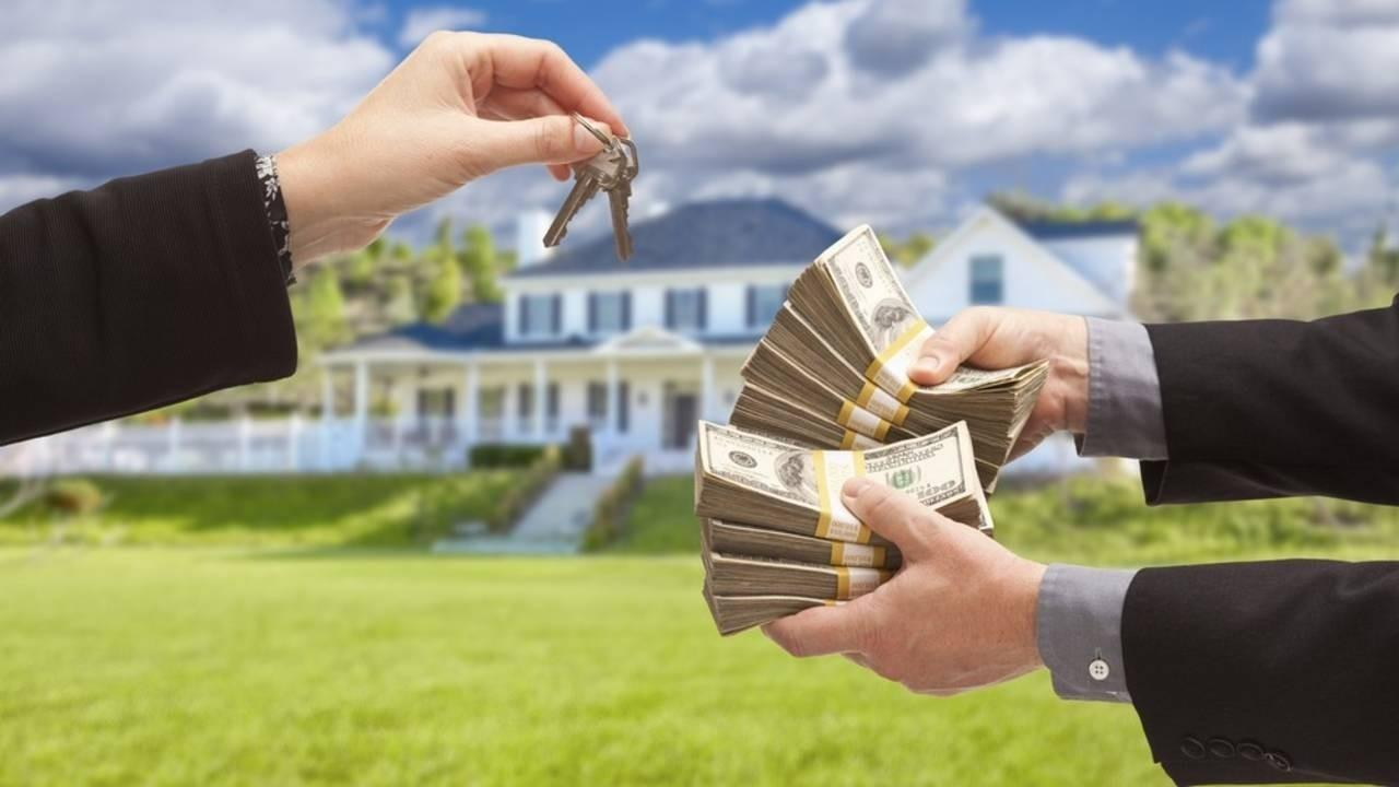 What are the steps to sell a home to a cash house buyer