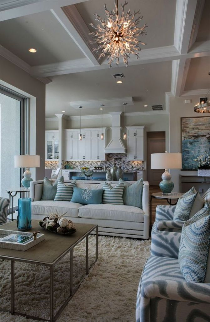 Beach Style Interior Design