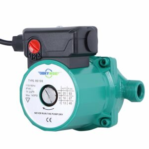 Pros and Cons of Circulating Pump