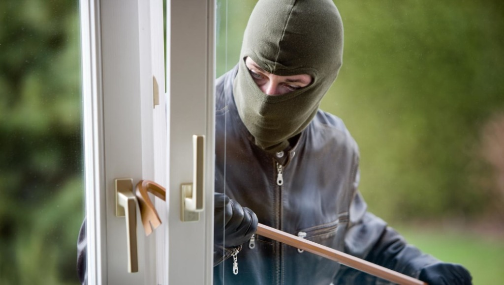 Envision Yourself As The Burglar