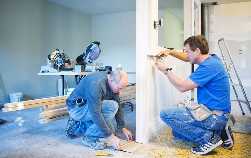 Hiring House renovation companies