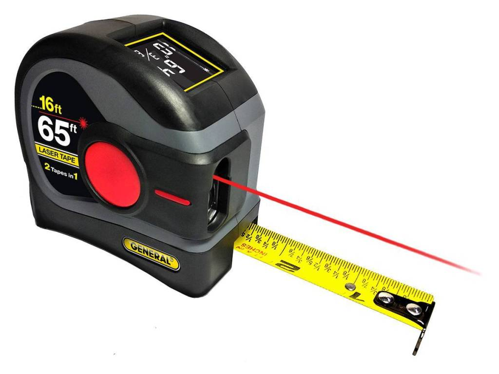 What Is a Laser Tape Measure