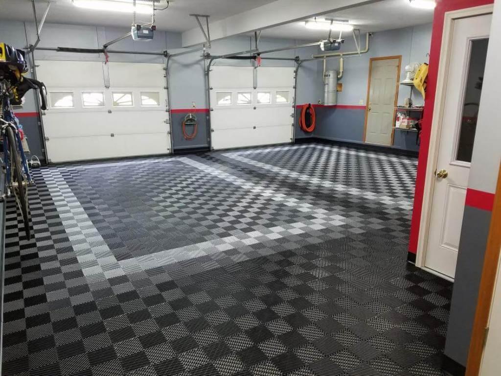 Change Your Garage's Flooring