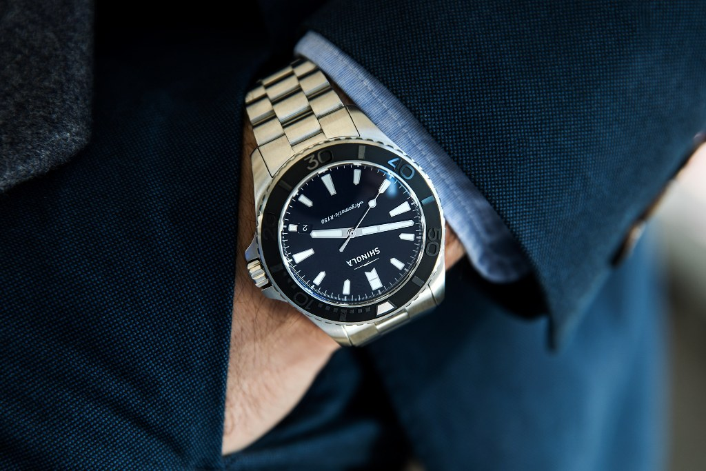 Production of stylish watches