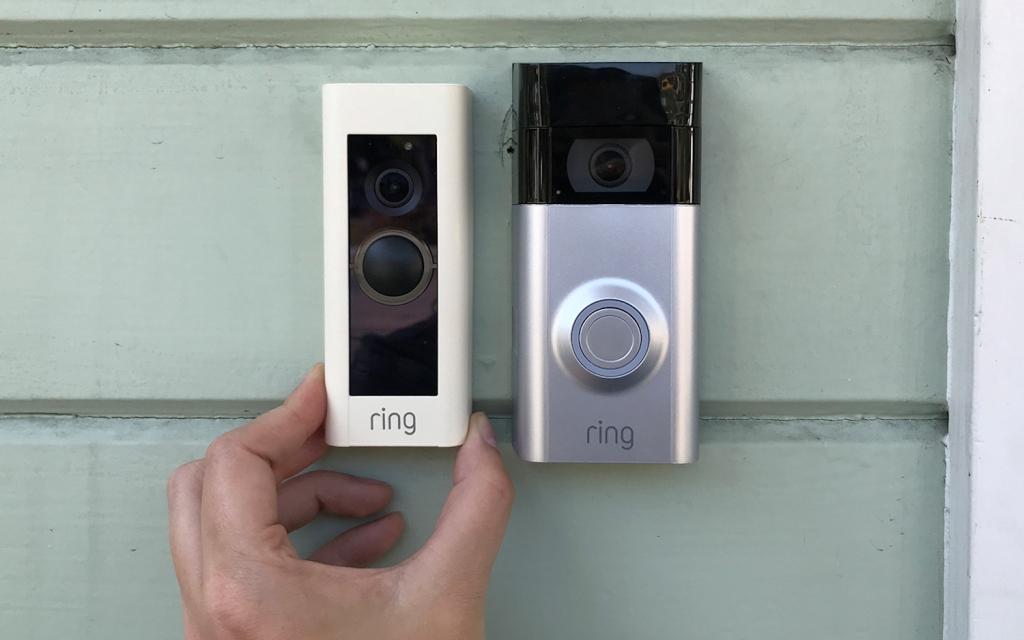 Use video doorbells
