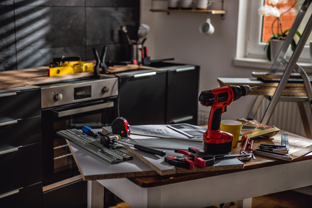 kitchen renovation problems