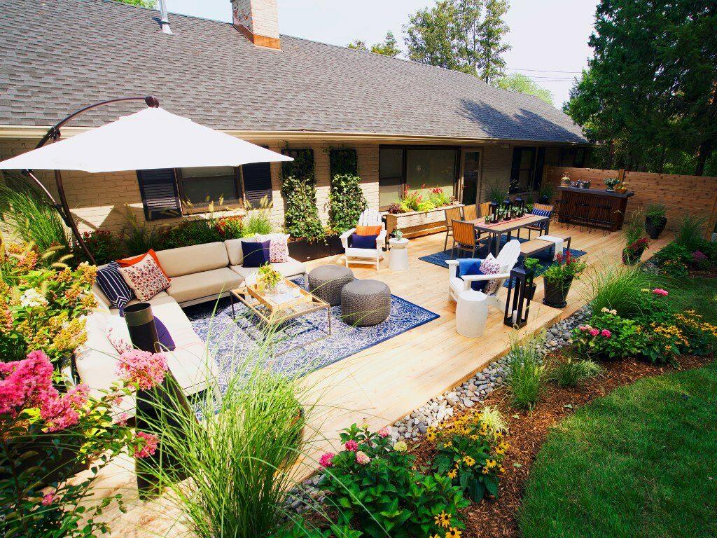 Backyard Beauty: 9 Top Backyard Design Trends You'll Love ...
