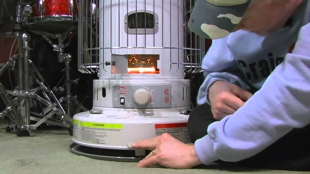 How To Use Kerosene Heaters Safely Indoors
