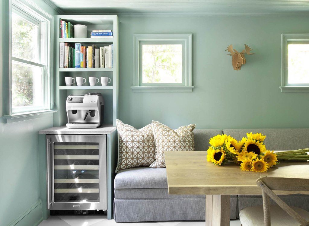Start with simple wall decor